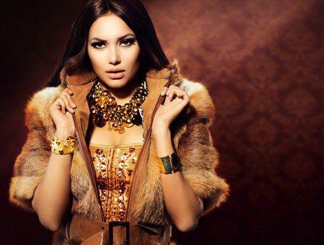 La piel, símbolo de lujo y glamour