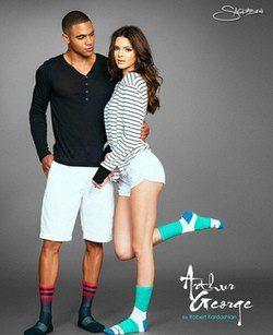 Kendall Jenner para Arthur George
