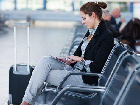Elige un look cómodo para afrontar las largas horas de espera
