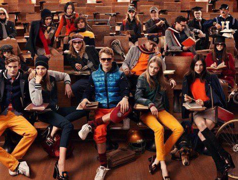 Campaña otoño/invierno 2013 de Tommy Hilfiger