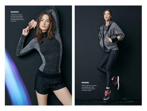 Campaña de la colección 'Gymwear 2013' de Oysho. Fuente: Oysho