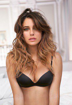 venta caliente real real mejor valorado talla 40 Blanca Suárez, nueva imagen de la firma de ropa interior ...