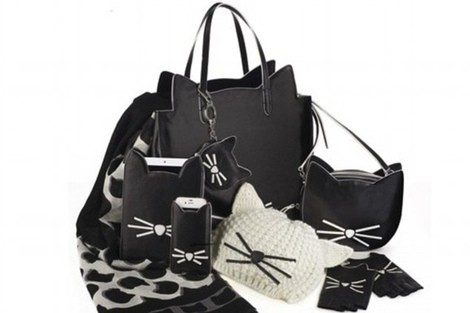 The Choupette Collection by Karl Lagerfeld