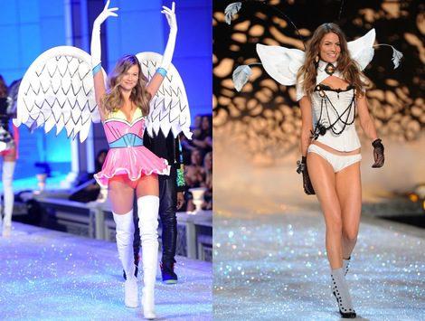 Heroínas, color y pasión española en el nuevo desfile de Victoria's Secret
