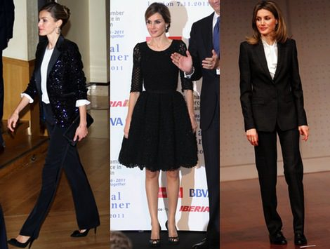 7ce54747bd3ec Los mejores looks de la Princesa Letizia en 2011 - Bekia Moda