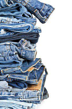 El jean, una prenda resistente