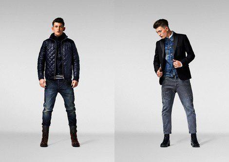 Pantalones 'Davin' para hombre de G-Star