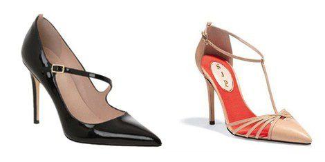 Modelos 'Diana' (izq) y 'Carrie' (dcha) de SJP