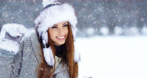 No pierdas tu estilo bajo la nieve