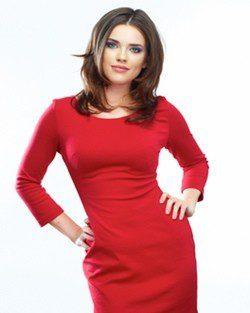 Vestido rojo, la mejor opción