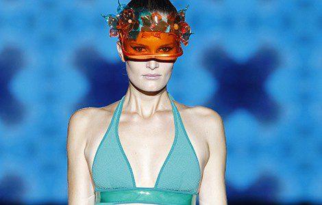 Bikini de la coleccion primavera verano 2014 de Andrés Sardá