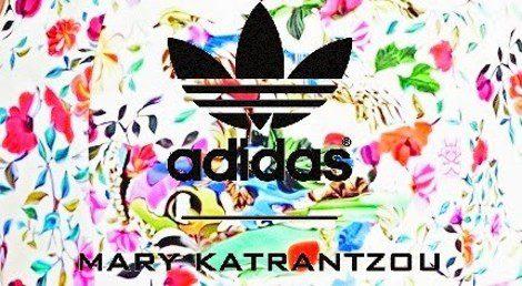 Adidas y Mary Katrantzou lanzarán una colección cápsula