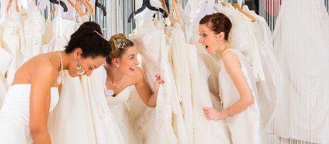 Habrá multitud de vestidos de novia para que decidas cuál te sienta mejor