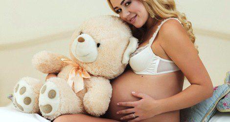 Puedes ser sensual estando embarazada