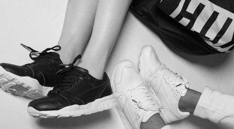 Zapatillas de Puma por Ronnie Fieg lanzadas en 2014