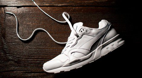 Las XT-2 Achromatic de Puma en color blanco