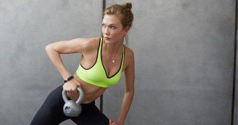 Karlie Kloss se convierte en la nueva embajadora de Nike