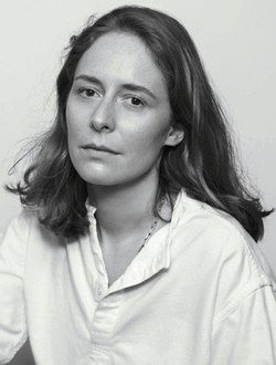 La diseñadora Nadège Vanhee-Cybulski