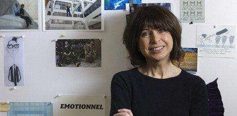 La diseñadora Véronique Nichanian