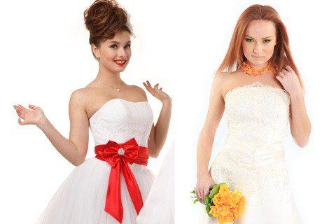 colores que se pueden elegir además del blanco para un vestido de