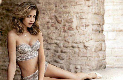 Ana Beatriz Barrós presenta la nueva colección otoño/invierno 2014