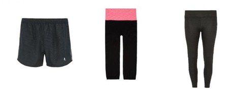 Shorts y leggings de la colección 'Workout' de Primark