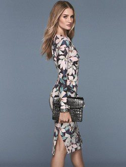Rosie Huntington-Whiteley para M&S