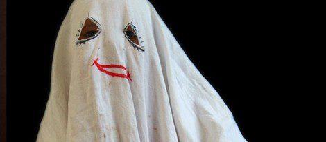 El disfraz de fantasma es uno de los más fáciles y económicos de recrear