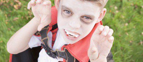 Drácula es uno de los disfraces más divertidos y fáciles de recrear