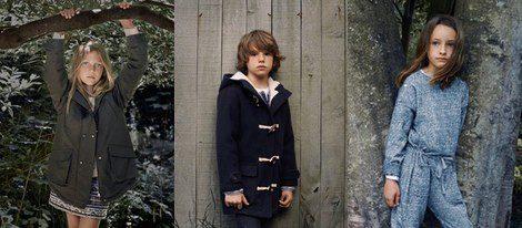 Nueva colección de Zara Kids para otoño/invierno 2014 - 2015