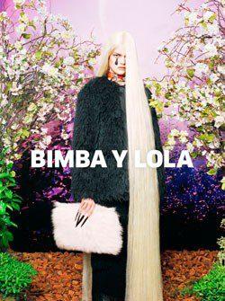 Caroline Schurch para Bimba & Lola
