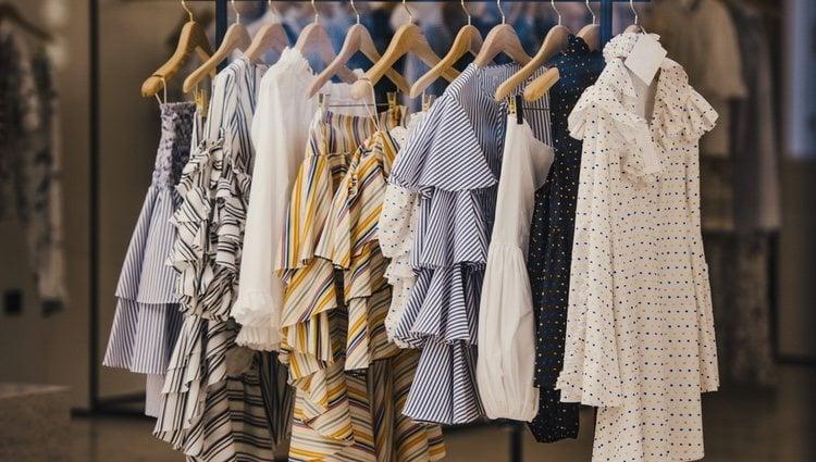 Se puede encontrar multitud de prendas para combinar