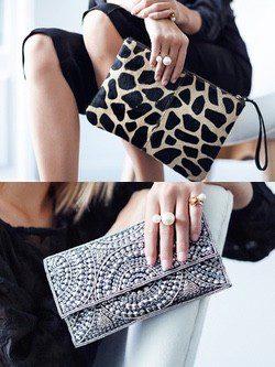 Estampados de leopardo y pedrería en los nuevos complementos de Suiteblanco