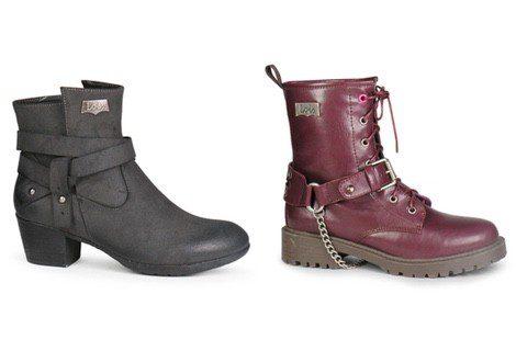 Calzado de la nueva colección otoño/invierno 2014/2015 de la firma Lois