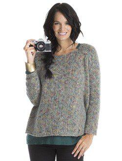 Jersey de lana de Mit Mat Mamá