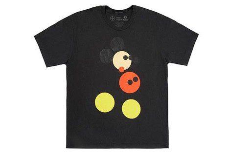 Mickey Mouse sirve de inspiración para Marc Jacobs y Damien Hirst en su nuevo proyecto juntos