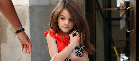 Suri Cruise es la niña con más estilo