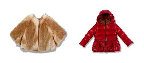 Enámorate de los nuevos abrigos de Chloé para niñas en este otoño/invierno 2011