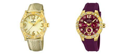 Conoce la nueva colección de relojes de ensueño de la firma Festina