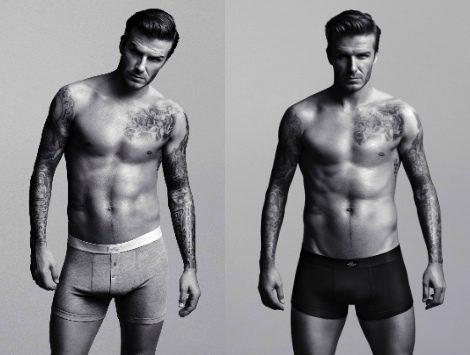 Ya podemos disfrutar de David Beckham con su colección de ropa íntima para H&M