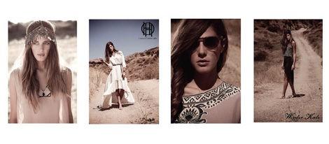 Colección primavera de 2012 de Winter Kate