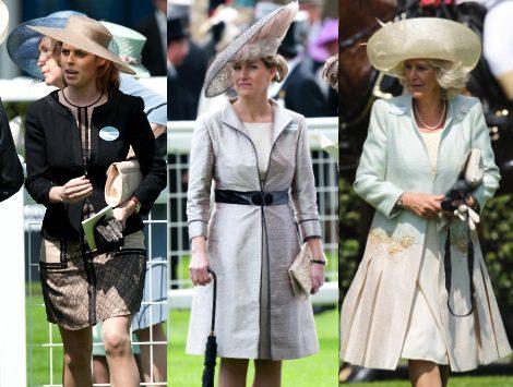 Nuevo código de vestimenta para Ascot: se prohiben las minifaldas y los tocados