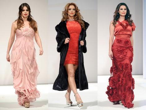 Marisa Jara, Beatriz Trapote y María José Suárez desfilan para Toni Fernández
