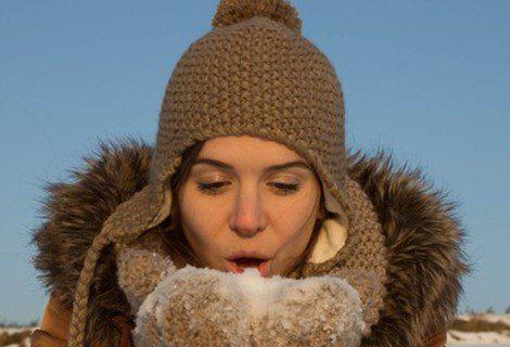 Gorro con orejeras para la nieve
