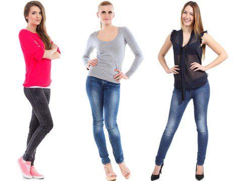 El look informal te permite multitud de combinaciones