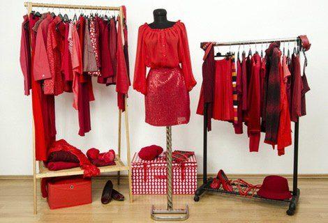 Vístete con el color del amor para celebrar San Valentín