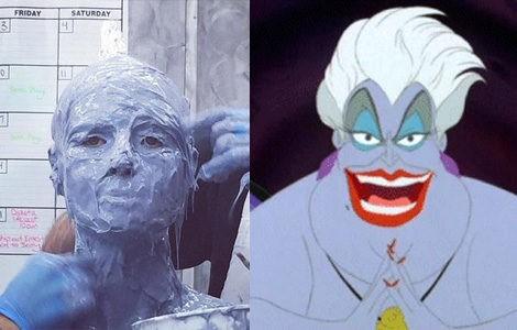 Heidi Klum estaría genial disfrazada de esta villana Disney