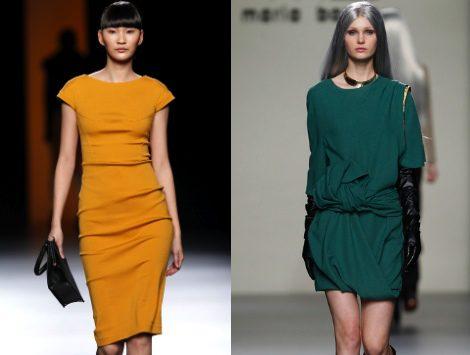 Las mejores propuestas para el próximo otoño/invierno 2012/2013 sobre la Fashion Week Madrid