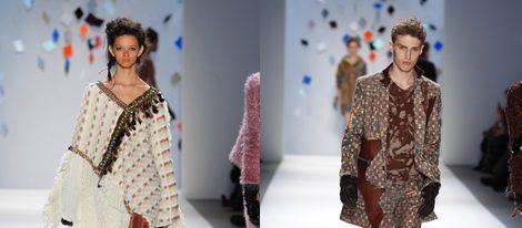 Custo Barcelona brilla en la Semana de la Moda de Nueva York con su colección 'Raw Vision'