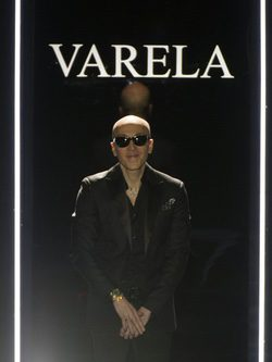 Varela vuelve a las pasarelas tras 14 años